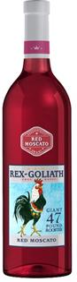 Rex Goliath Red Moscato 750ml - Case of 12
